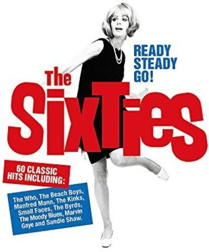 Ready Steady Sixties Songs 2 Cd 1960s Music New Sealed